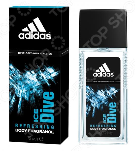 Парфюмированная вода для мужчин Adidas Ice Dive
