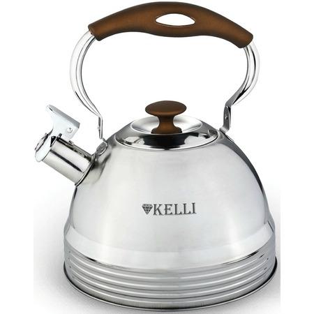 Купить Чайник со свистком Kelli KL-4323