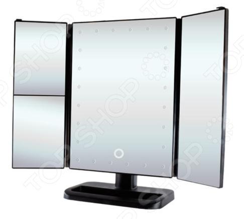 Настольное зеркало с подсветкой Gess GESS-805
