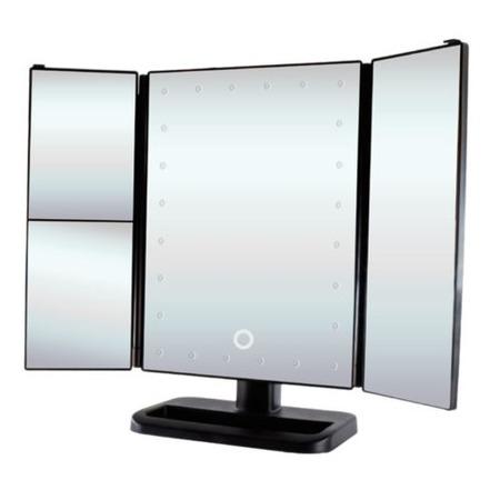 Купить Настольное зеркало с подсветкой Gess GESS-805