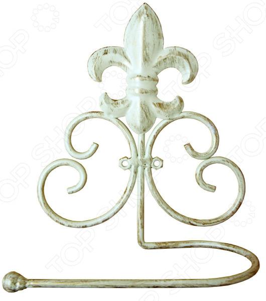 Держатель для туалетной бумаги Gift'n'home «Французская лилия»
