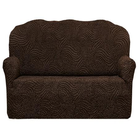 Купить Натяжной чехол на двухместный диван Еврочехол «Этна. Корсика»