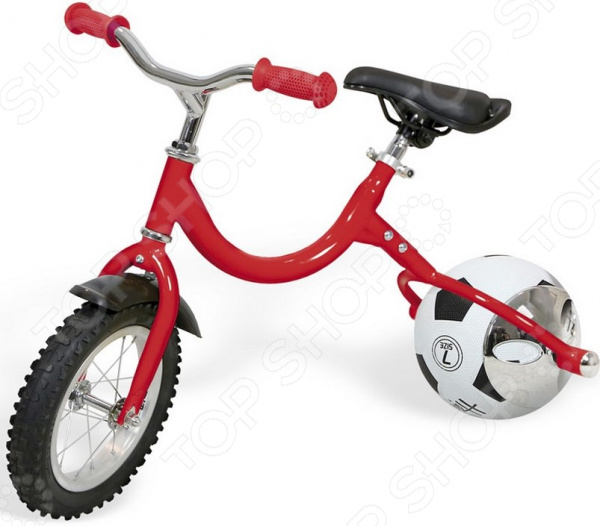 Беговел с колесом в виде мяча Bradex «Велоболл»