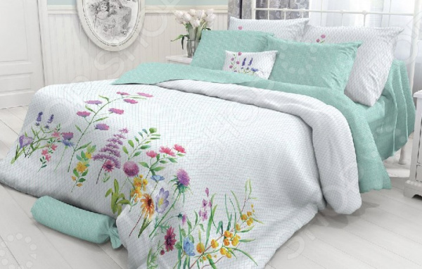 Zakazat.ru: Комплект постельного белья Verossa Constante Shamrock. 2-спальный