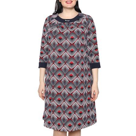 Купить Платье Лауме-Лайн «Дама сердца». Цвет: бордовый