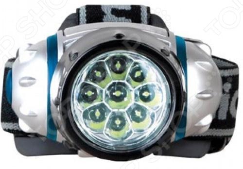 Фонарь налобный Camelion LED5317-9Mx