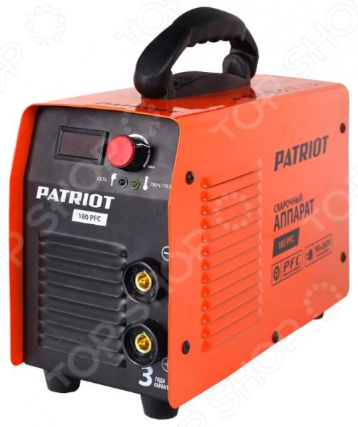Сварочный аппарат Patriot 180 PFC