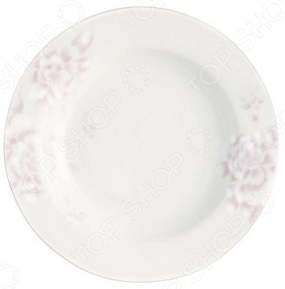 Тарелка обеденная Esprado Peonies сушилка подвесная esprado platinos 0014426e212