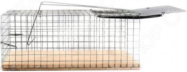 Клетка-ловушка для хищных грызунов Рыжий кот 311206