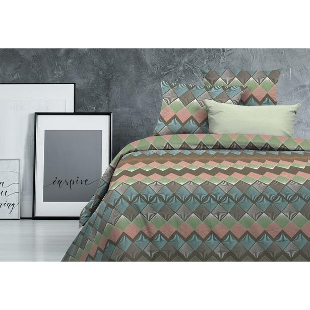 фото Комплект постельного белья Wenge Oscar. 1,5-спальный