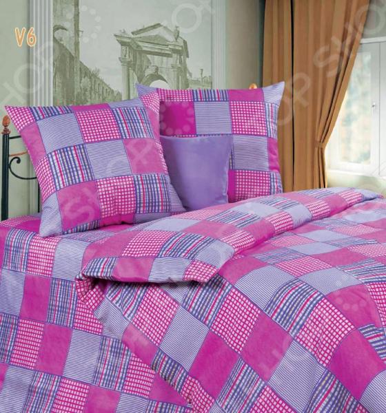Комплект постельного белья DIANA P&W «Утро в деревне». 1,5-спальный