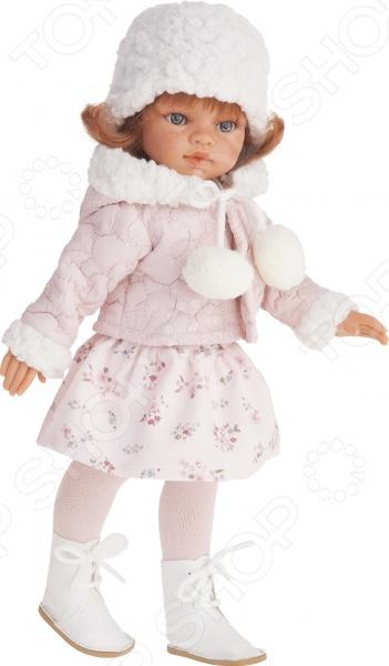 Кукла Munecas Antonio Juan «Эльвира: Зимний образ»