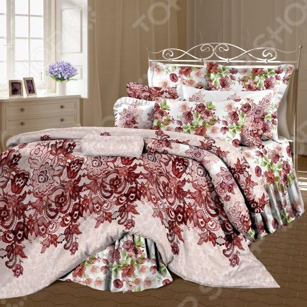 Комплект постельного белья Романтика «Ажурная сказка»