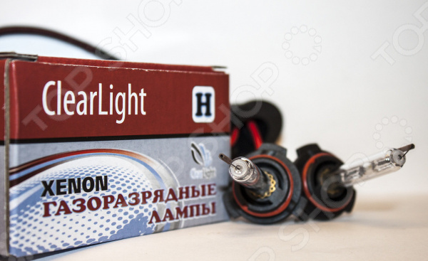 Автолампа ксеноновая ClearLight HB4 лампы освещение