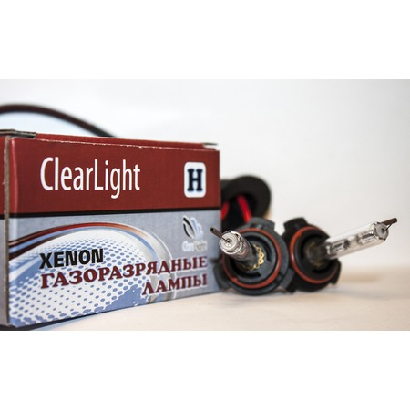 Автолампа ксеноновая ClearLight HB4