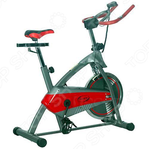 Велотренажер Sport Elit SE-4610 эллиптический тренажер sport elit se 304 магнитный