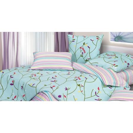 Купить Комплект постельного белья Ecotex «Гармоника. Вербена». 2-спальный