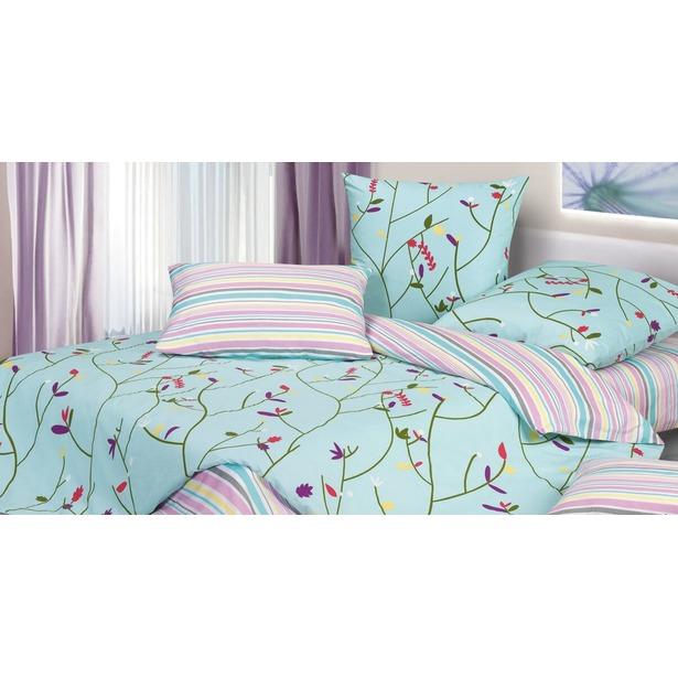 фото Комплект постельного белья Ecotex «Гармоника. Вербена». 2-спальный