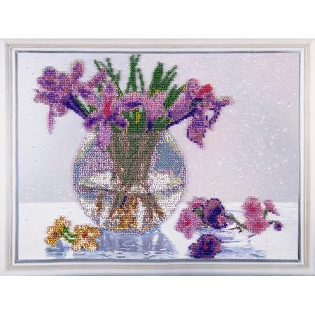 Купить Набор для вышивания бисером Color Kit «Дыхание весны»