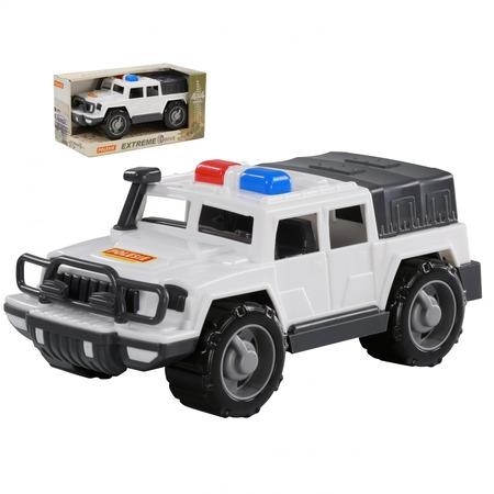 Купить Машинка игрушечная POLESIE «Джип патрульный. Защитник» №1