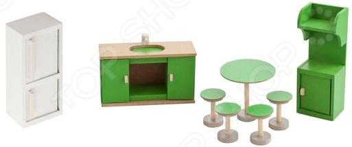 Набор мебели для Барби PAREMO «Кухня» набор мебели для мини кукол paremo кухня