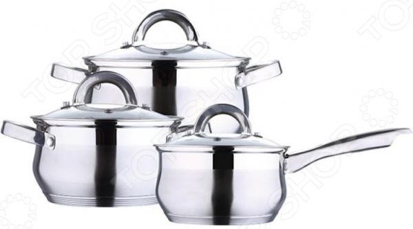 Набор посуды Wellberg WB-1422