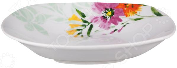 Тарелка суповая «Лето»