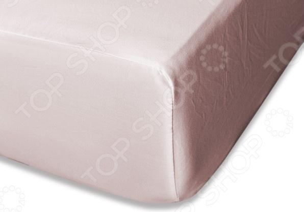 Простыня на резинке Cleo 040-MS простыня cleo 120x200x25 120 026 ms