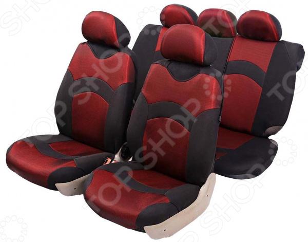Набор чехлов-маек для сидений Azard Revolution куплю чехлы на авто с орлами