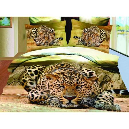 Купить Комплект постельного белья Mango «Гепард». 2-спальный