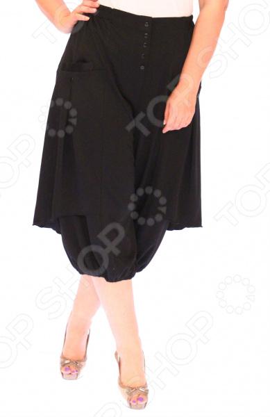 Бриджи Pretty Woman «Луиса». Цвет: черный