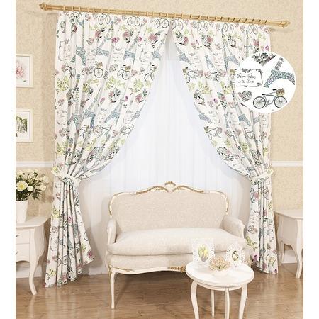 Купить Комплект штор Сирень «Романтик»