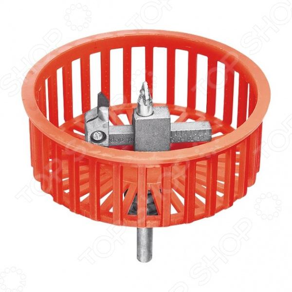Сверло по кафелю круговое MATRIX с защитной решеткой