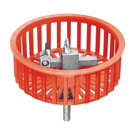 Купить Сверло по кафелю круговое MATRIX с защитной решеткой
