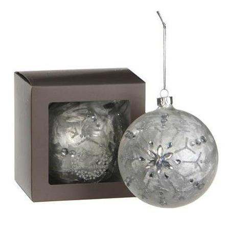 Купить Елочное украшение Christmas House «Шар» 1694606