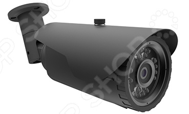 IP-камера уличная цилиндрическая Rexant 45-0257 rexant 45 0257 white камера видеонаблюдения