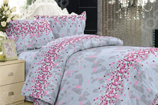 Комплект постельного белья Seta Balio/09. 1,5-спальный