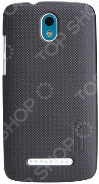 Чехол защитный Nillkin HTC Desire 500 506E смартфон htc desire 530 16gb белый 99hahw066 00