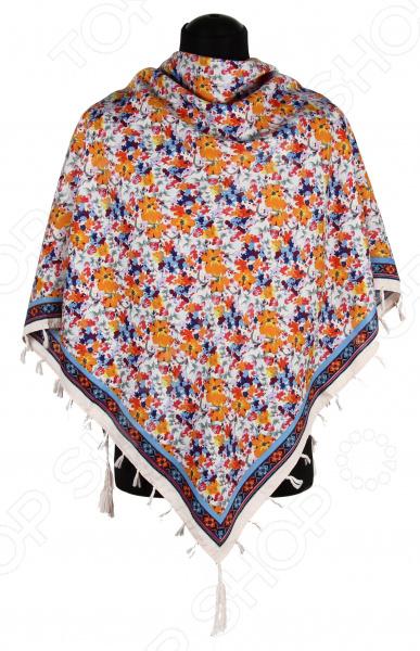 Платок Bona Ventura PL.XL-H.Pr.23 недорогой платок на шею для женщин