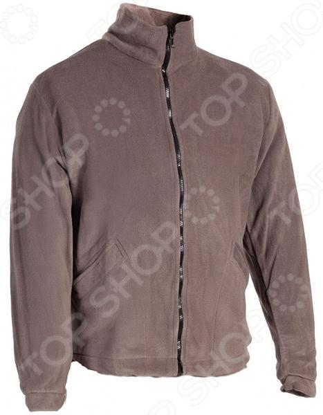 Куртка флисовая Huntsman «Байкал». Цвет: серый Куртка флисовая Huntsman «Байкал». Цвет: серый /