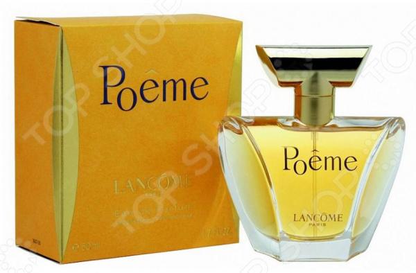 Парфюмированная вода для женщин Lancome Poeme lancome poeme w edp spr 100 мл тестер