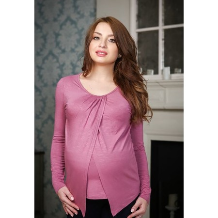 Купить Блуза для беременных и кормящих мам Nuova Vita 1331.07