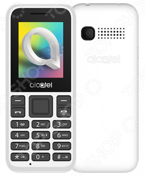 Мобильный телефон Alcatel 1066D мобильный телефон alcatel onetouch 2008g black white