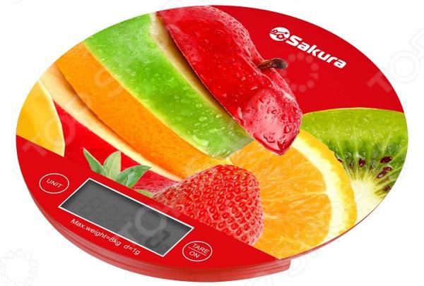 Весы кухонные Sakura SA-6076 весы напольные sakura sa 5000 6