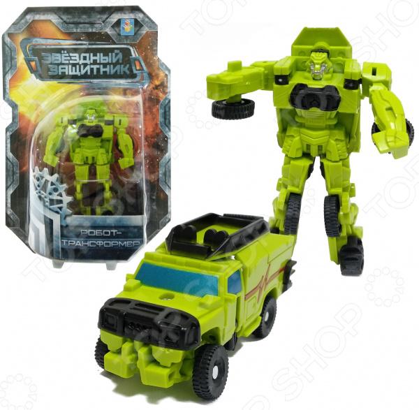 Игрушка-трансформер 1 Toy «Звездный защитник» Т59373