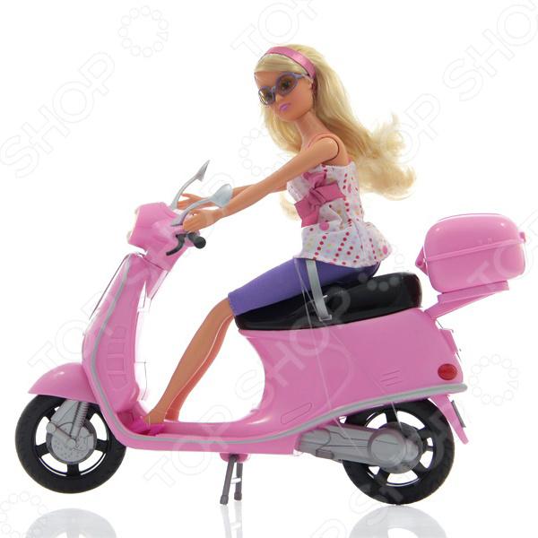 Кукла штеффи на скутере Simba 5730282. В ассортименте