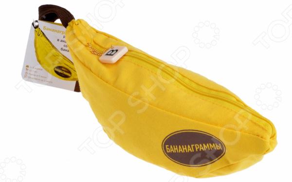 Игра настольная развивающая для детей Magellan «Бананаграммы»