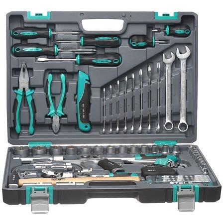 Купить Набор инструментов STELS: 98 предметов в кейсе