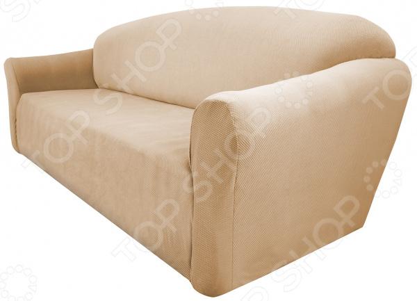 Натяжной чехол на трехместный диван Медежда «Бирмингем»