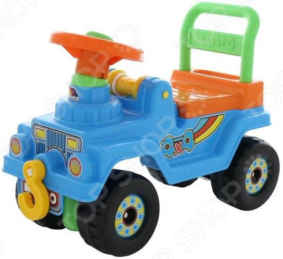 Автомобиль-каталка Molto Jeep 4x4
